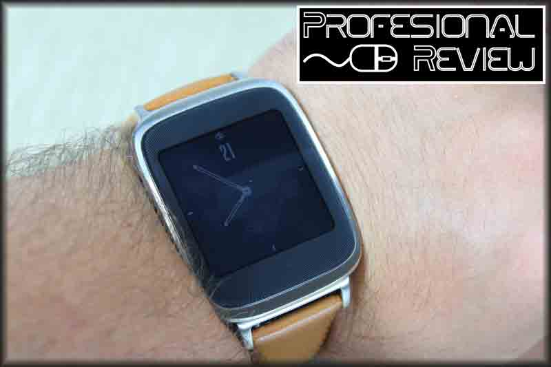 Photo of Asus ZenWatch Review