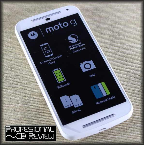 Photo of Motorola Moto G (2014) Segunda generación Review