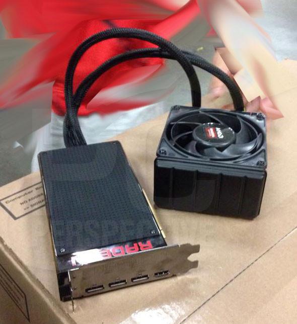 Photo of Más imágenes de la AMD Radeon R9 Fury X