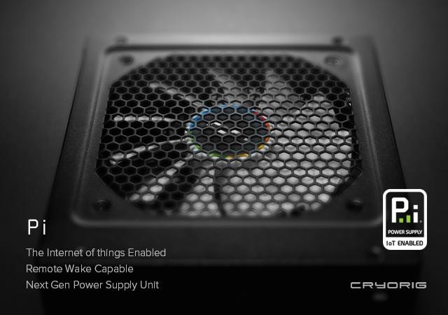 Photo of Mostradas las CRYORIG Pi, fuentes de alimentación modulares 80 PLUS Platinum