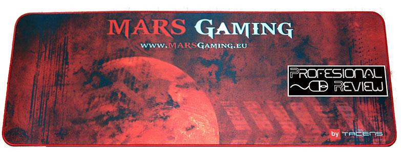 Photo of Review: Alfombrilla Tacens Mars Gaming MMP2