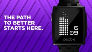 Up for Pebble