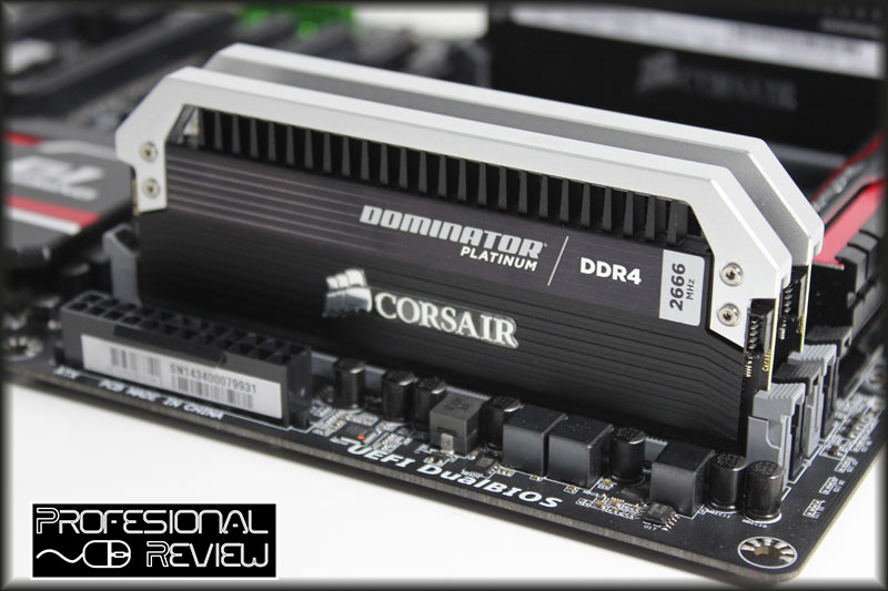 Photo of Corsair Dominator Platinum DDR4 Review