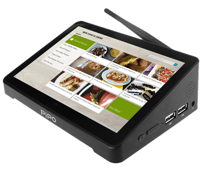 Photo of Pipo X8 Mini TV con sistema Windows 8.1 y Android 4.4
