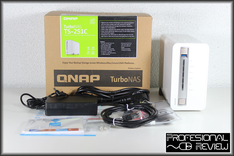 Photo of QNAP TS-251C Review