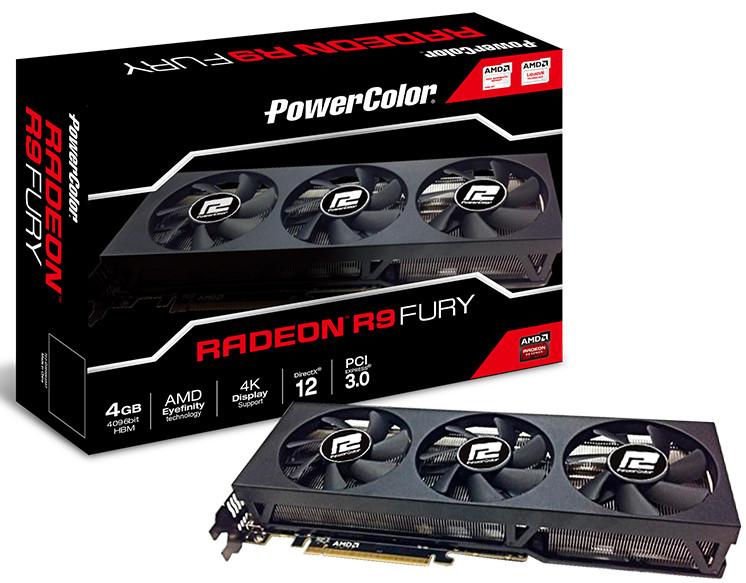 Photo of PowerColor anuncia su Radeon R9 Fury
