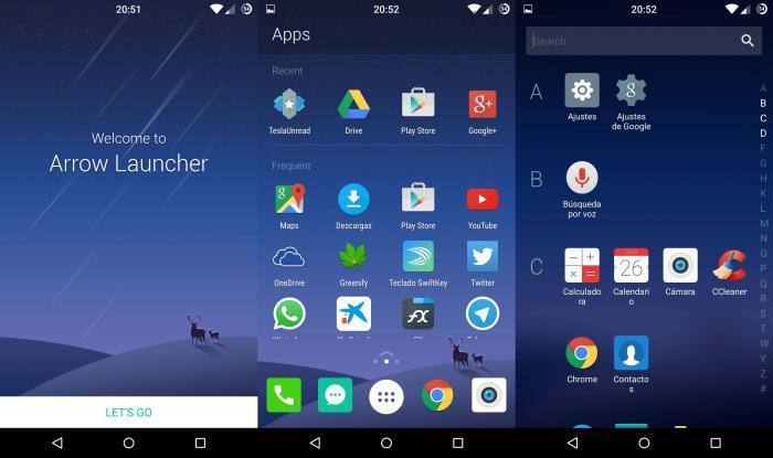 Photo of Arrow Launcher, el nuevo lanzador de aplicaciones para Android de Microsoft