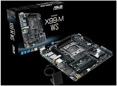 Photo of Nueva placa base micro ATX: Asus X99M WS
