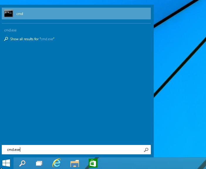 cmd-windows10