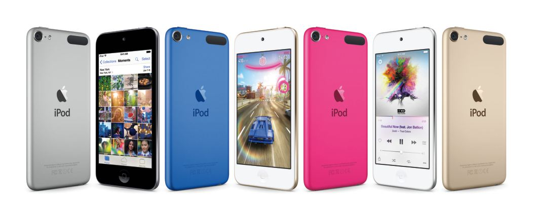 Photo of Apple actualiza el iPod Touch