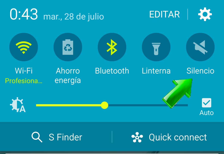Photo of ¿Cómo silenciar mi Samsung Galaxy S6 y Galaxy S6 Edge?