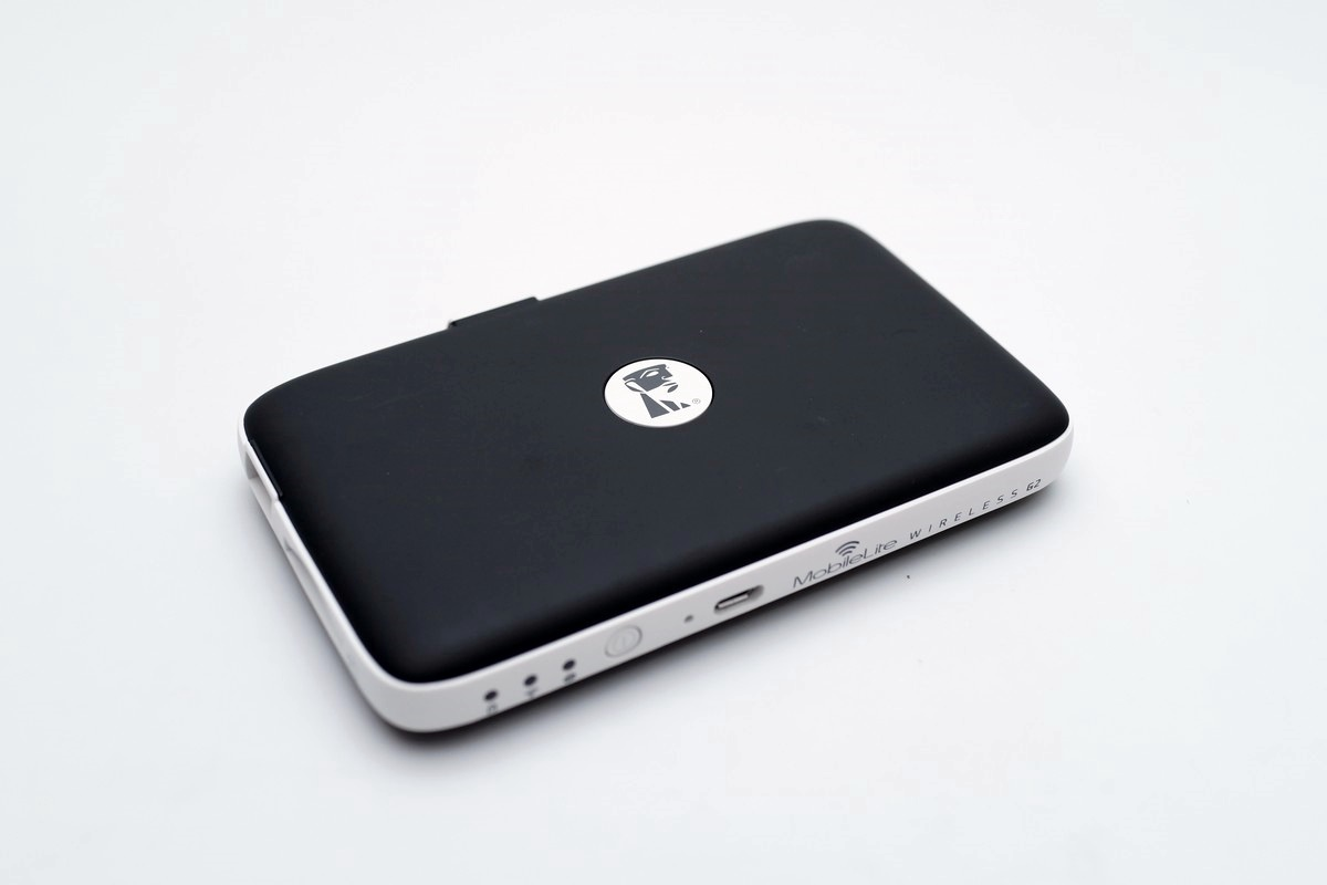 Photo of Kingston MobileLite Wireless G2 Review