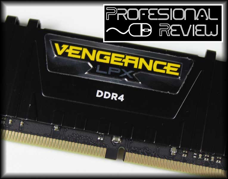 Photo of Corsair Vengeance LPX DDR4 Review