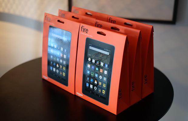Photo of Amazon introduce su tablet Fire de 7 pulgadas por 50 dólares