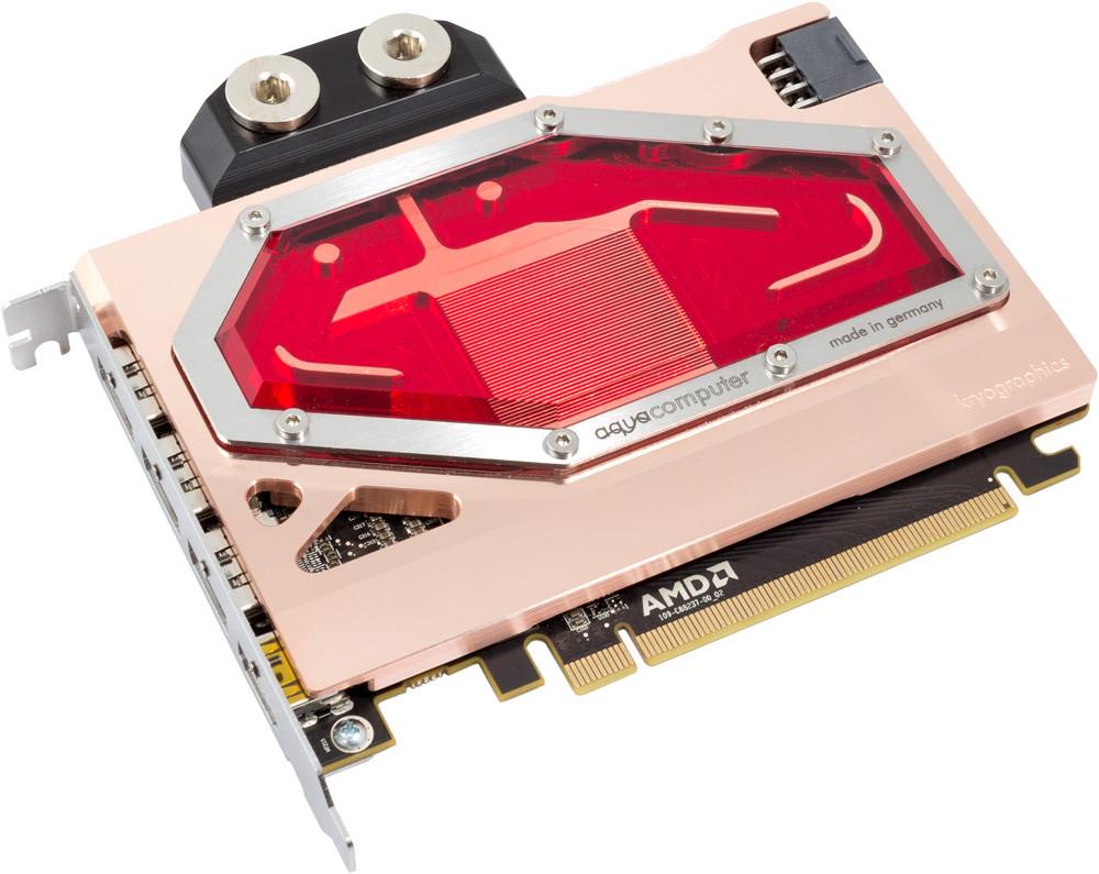 Photo of AquaComputer anuncia su bloque de agua para la Radeon R9 Nano