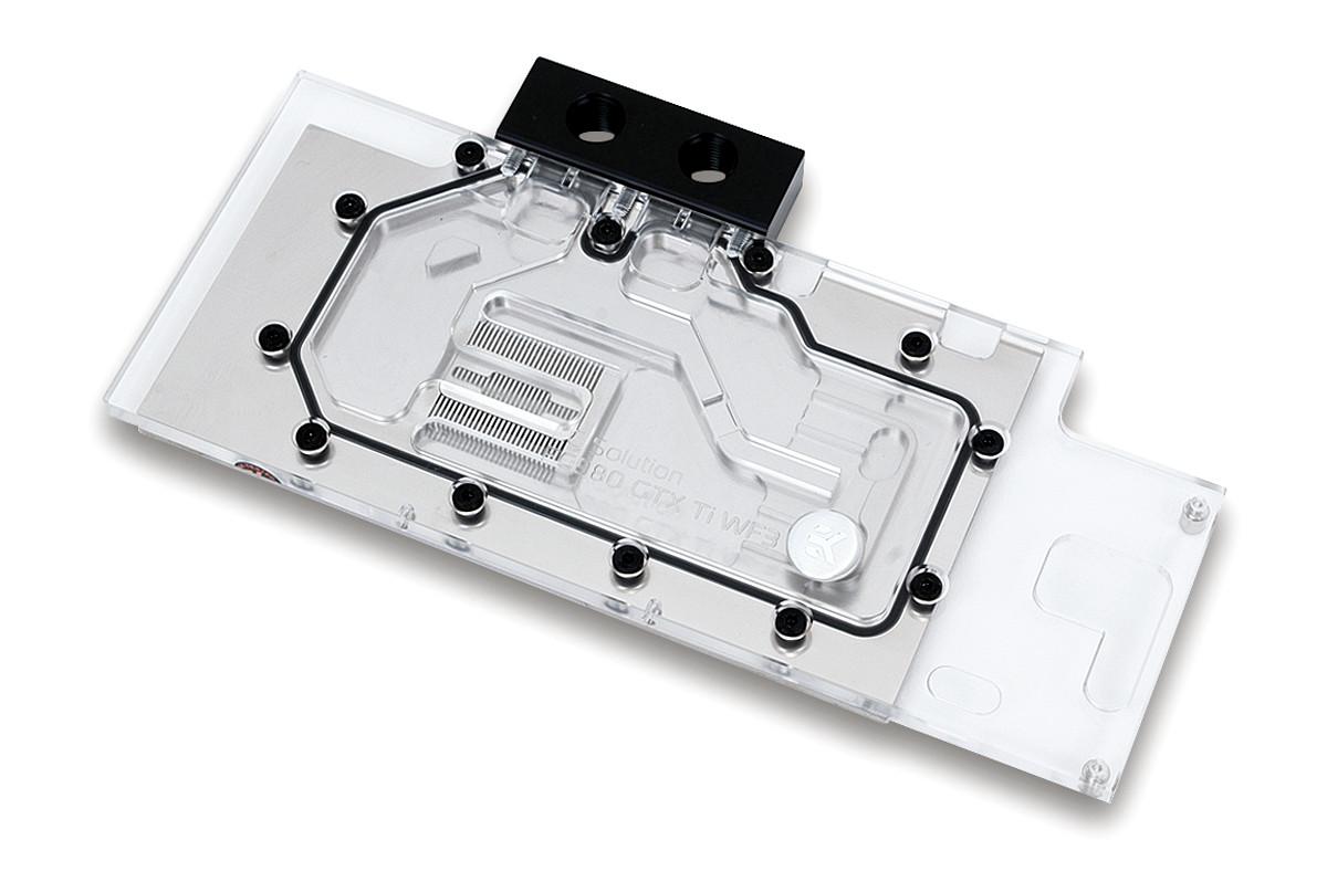Photo of EK anuncia su nuevo bloque de agua para la Gigabyte GTX 980 Ti WF3
