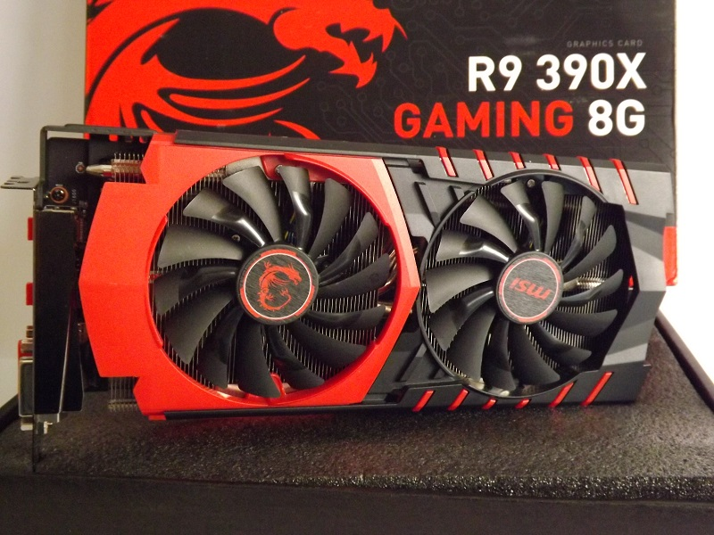 Photo of Msi R9 390X Gaming 8G Review