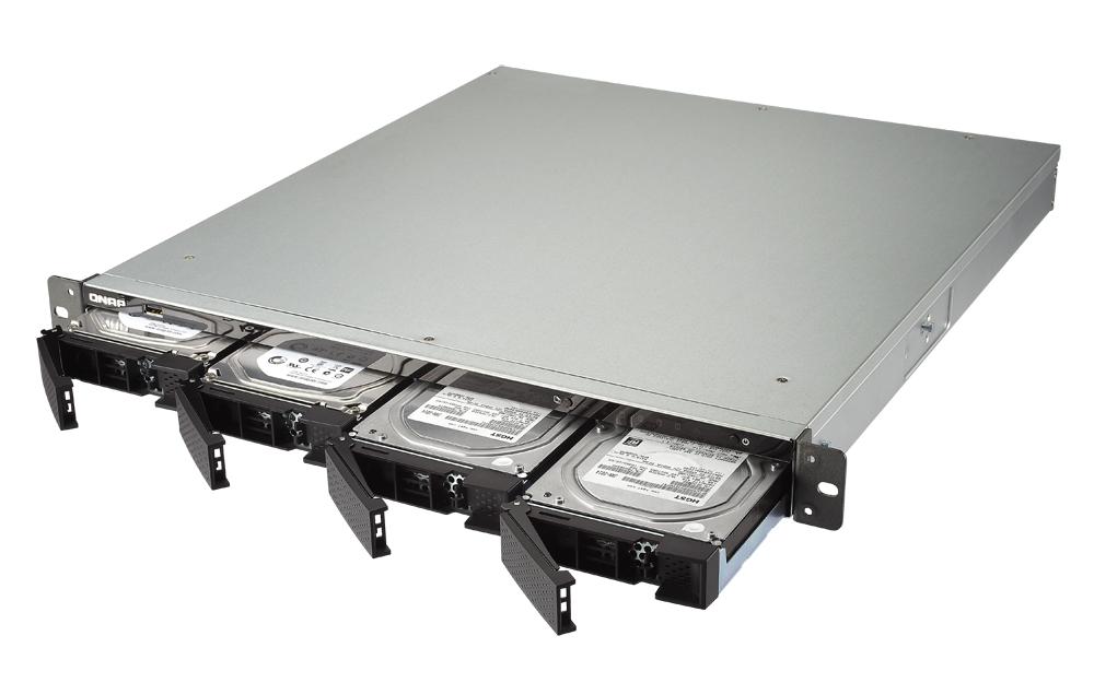 Photo of QNAP lanza la serie TS-x63U: su nueva gama de NAS profesionales con procesador SOC Integrado AMD G-Series Quad-core y funciones de conmutación 10GbE