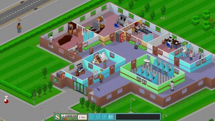 Photo of Theme Hospital gratis en Origin