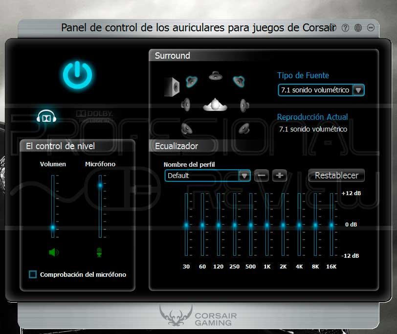 corsair-2100-software