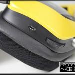 USB que ayuda a la recarga y el control de volumen
