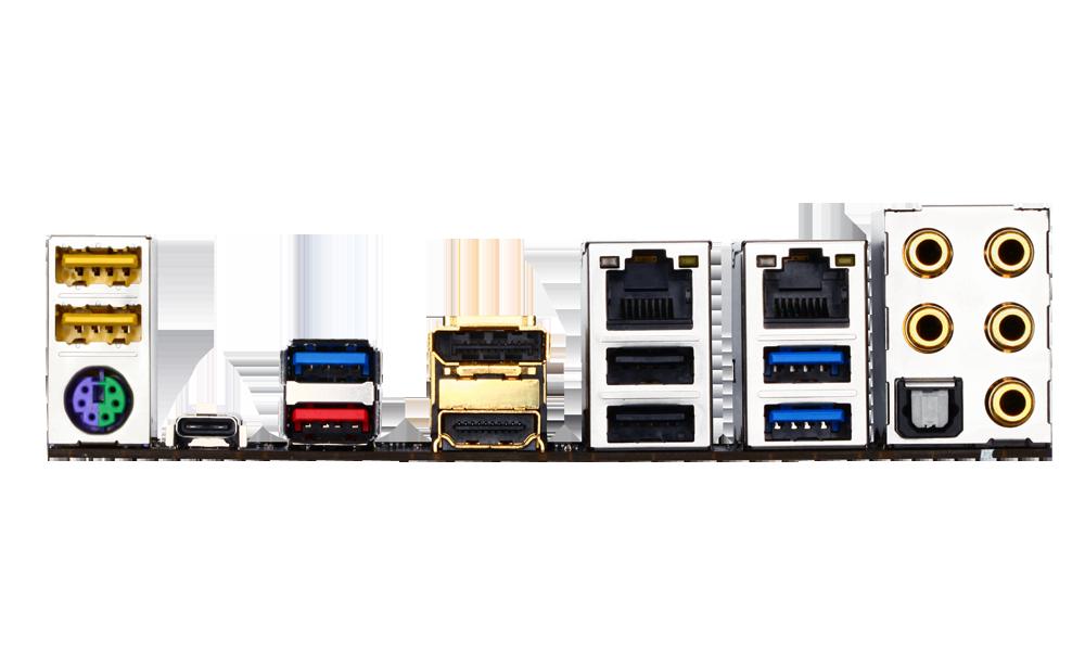 gigabyte-z170x-gaming5-review-BACK-IO