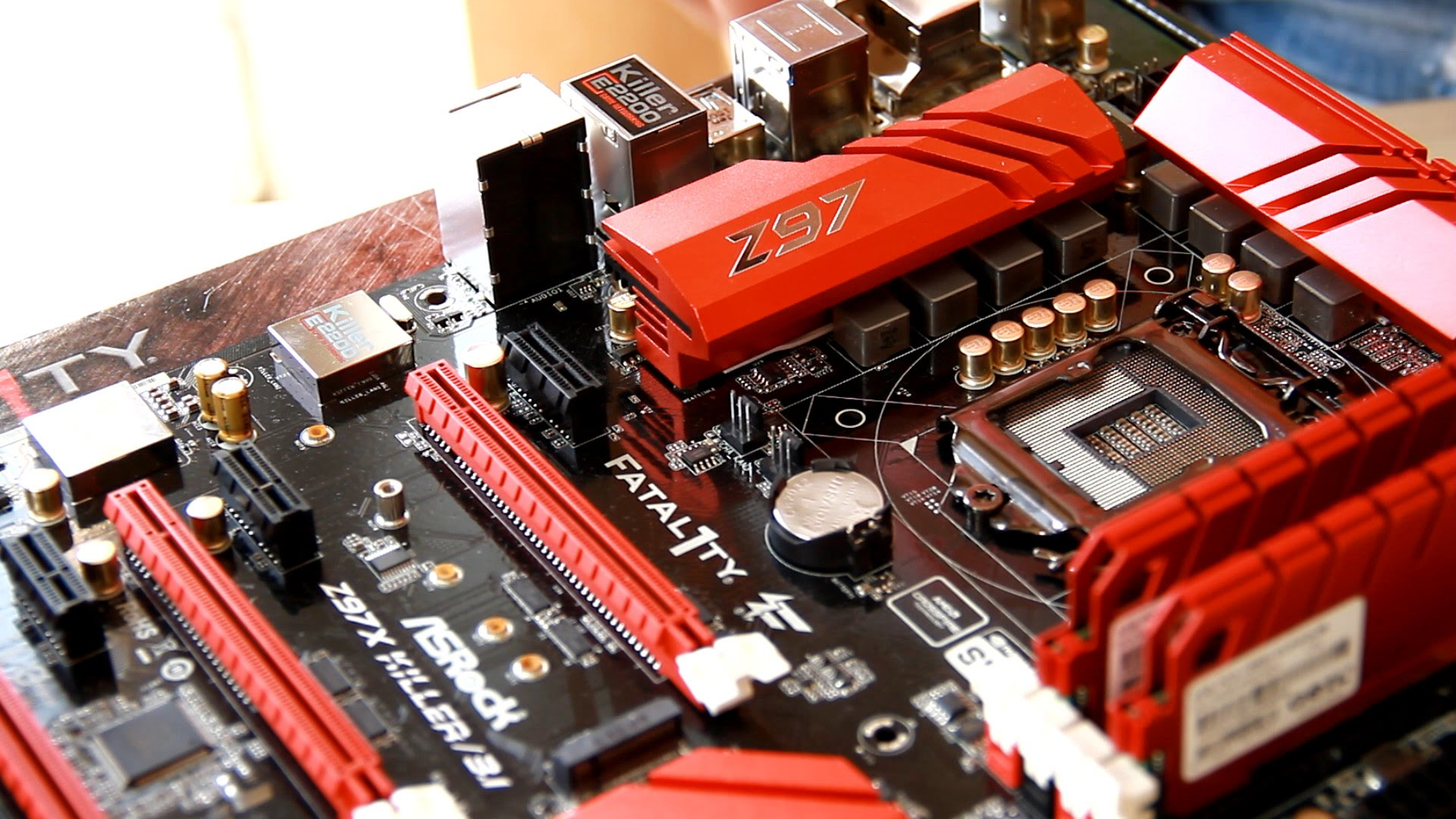 ASROCK FATAL1TY Z97 KILLER/3.1 ASMEDIA USB 3.1 WINDOWS VISTA 32-BIT