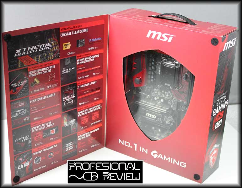 Photo of MSI Z170A Gaming M9 ACK Review