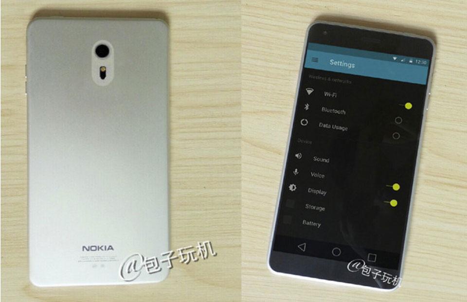Photo of Filtrada una foto del Nokia C1, el primer smartphone de la finlandesa tras la era post-Microsoft