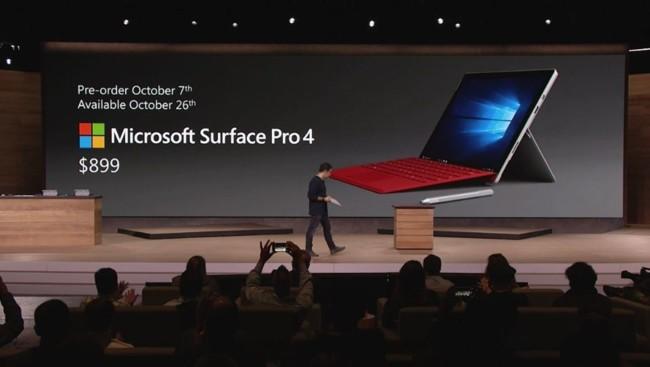 Photo of Microsoft anuncia la Surface Pro 4, mejorando en todos los aspectos