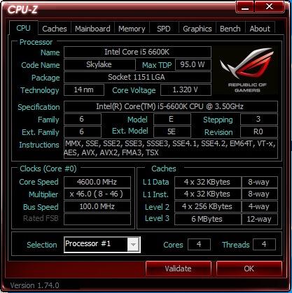 6600 overclock: