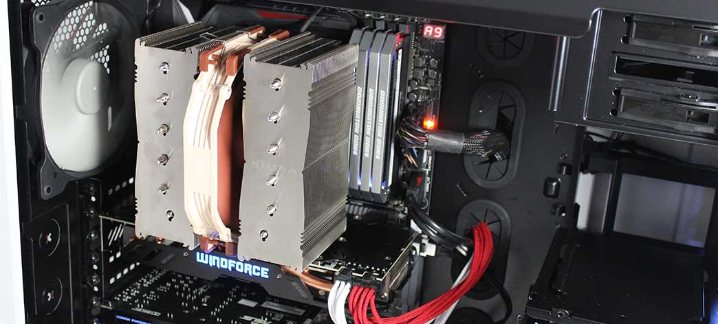 Photo of Corsair 780T Graphite Review