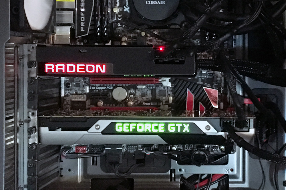 Photo of DirectX 12 hace funcionar a AMD y Nvidia juntas