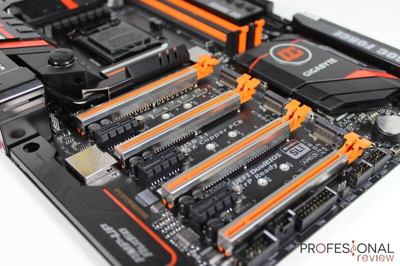 Gigabyte Z170X SOC FORCE