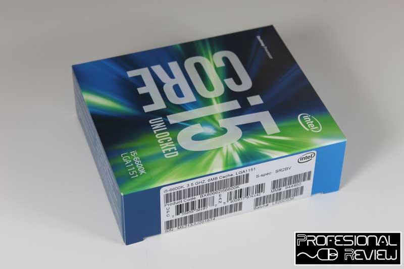 Photo of i5-6600k Review (Intel Skylake)