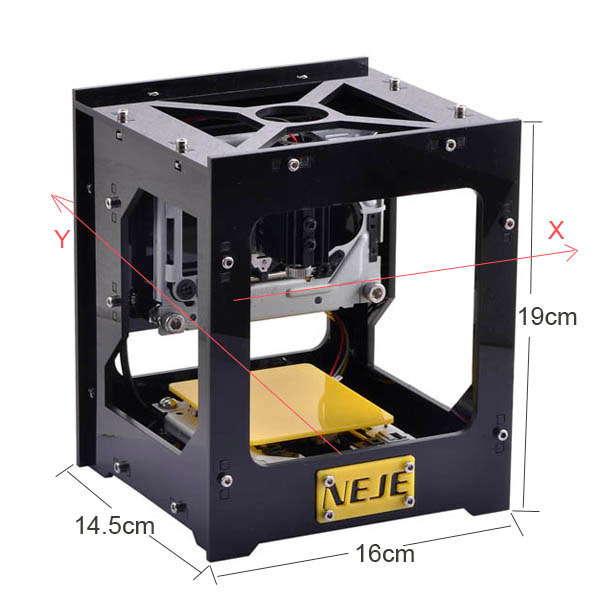 impresora laser neje