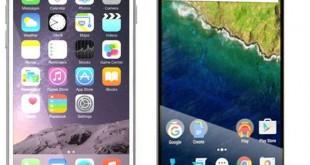 iphone 6s plus vs nexus 6p 2