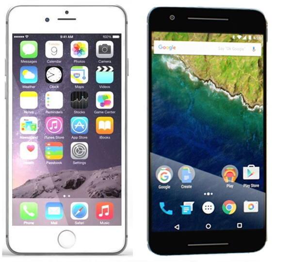 Photo of Comparativa: iPhone 6S Plus vs Google Nexus 6P