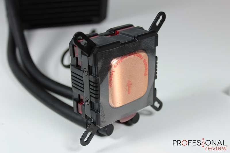 Instalamos soportes para socket Intel