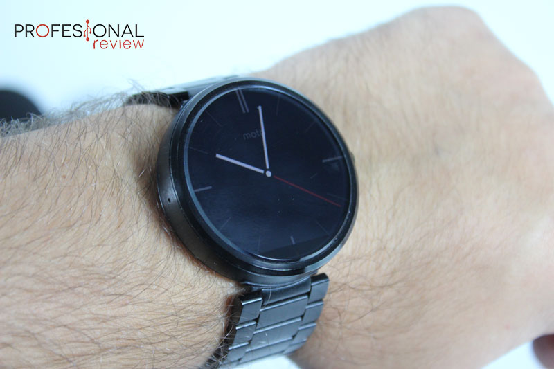 Photo of Motorola Moto 360 Review