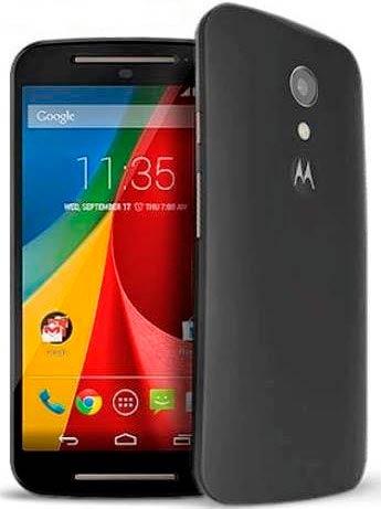 Motorola Moto G 3: Personalizar música