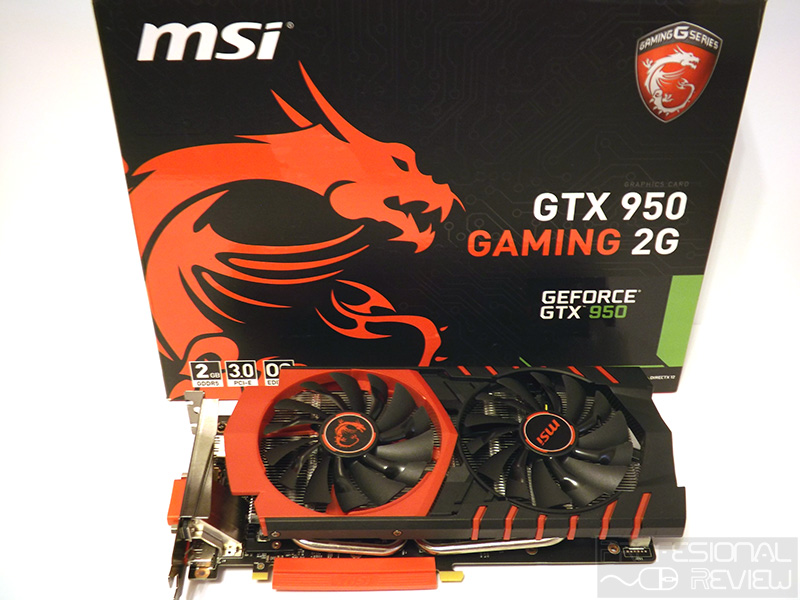 Photo of MSI GTX 950 Gaming 2G Review