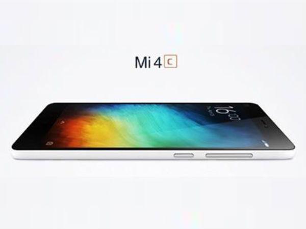 Photo of Xiaomi Mi4C ahora desde tan solo 208,78 euros