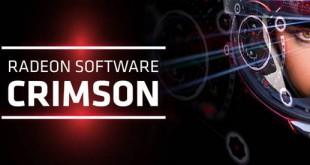 AMD Radeon Crimson Software