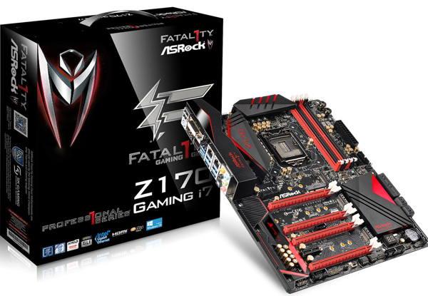 Photo of Anunciada la ASRock Fatal1ty Z170 Professional Series Gaming i7