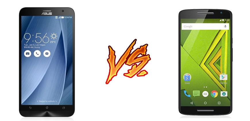 Photo of Motorola Moto X Play vs Asus Zenfone 2: guerra de titanes