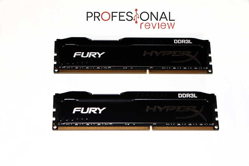 Kingston HyperX Fury DDR3L review