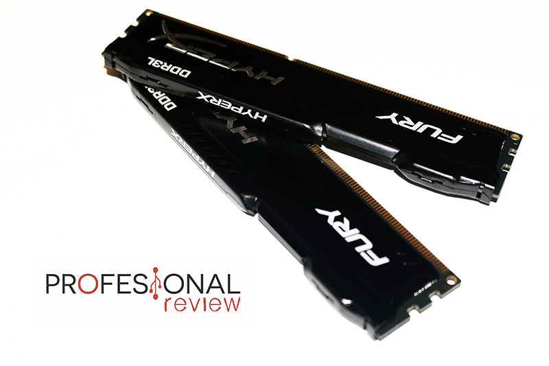 Kingston HyperX Fury DDR3L