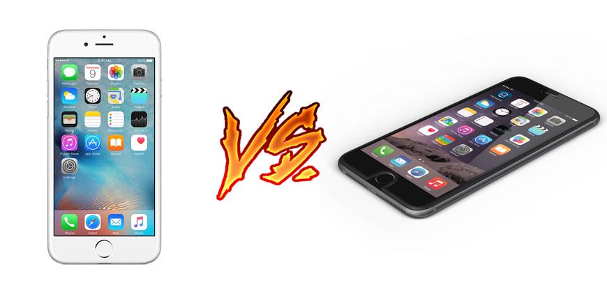 Photo of iPhone 6S vs iPhone 6 Plus: conoce las diferencias de los dos