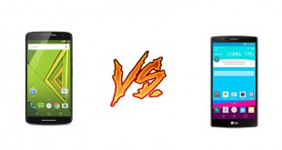 Moto X Play vs LG G4